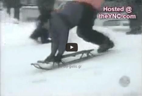 Αστεία βίντεο με ατυχήματα