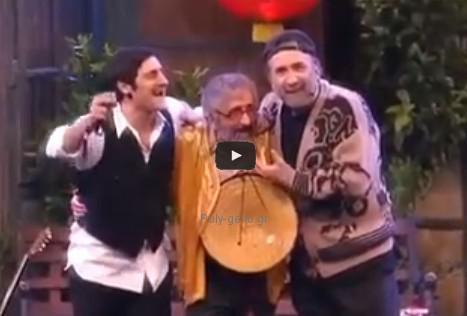 Λαζόπουλος - Ελευθερίου - Παλαντζίδης στο Αλ Τσαντίρι Νιούζ