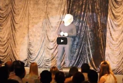 Μάρκος Σεφερλής Αγάθωνας στο Γυάλινο μουσικό θέατρο
