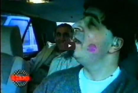 Μάρκος Σεφερλής Ταξιτζής Μοντέλο