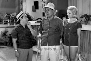 Ο Κλέαρχος η Μαρίνα και ο κοντός 1961 - Ελληνική ταινία