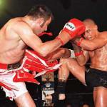 Mike Zambidis vs Baris Nezif K-1 Oceania Star Wars 2000