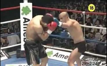 Mike Zambidis vs Gago Drago K-1 World MAX 2007 World Tournament Final Elimination