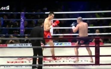 Mike Zambidis vs Xu Yan Hero Legends 2014