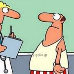 Μικρά Ανέκδοτα με Γιατρούς