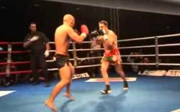 Iron Mike Zambidis VS Bernardo Marban De La Horra