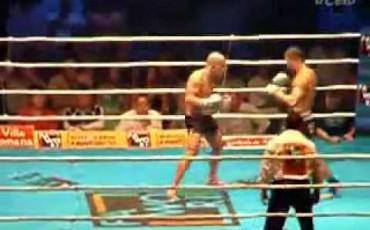 Iron Mike Zambidis VS Daniel Dawson