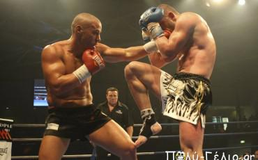 Iron Mike Zambidis VS Dzhabar Askerov 2009 War of the Worlds