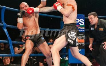 Iron Mike Zambidis Vs John Wayne Parr 2011 WKF Championship