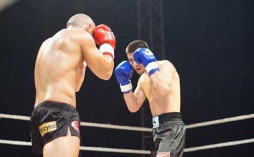 Iron Mike Zambidis vs Danila Utenkov 2011 Kings of the Ring