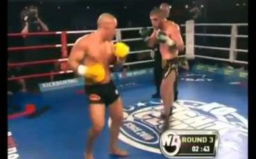 Iron Mike Zambidis vs Dzhabar Askerov 2011 W5 Grand Prix