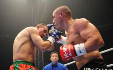 Mike Zambidis Vs Chahid Oulad El Hadj K1 World MAX 2012 World Championship Tournament Final 16