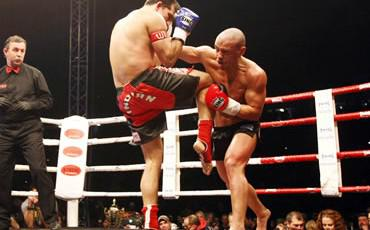 Mike Zambidis vs Ali Gunyar 2011 Iron Challenge