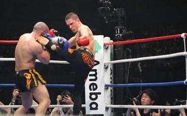 Mike Zambidis vs Andy Souwer