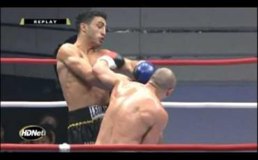 Mike Zambidis vs Giorgio Petrosyan K1 World MAX 2010 Final Semi final