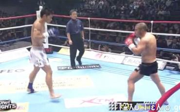 Mike Zambidis vs Hinata Watanabe K-1 World MAX 2009 World Championship Super Fight