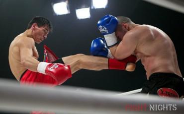 Iron Mike Zambidis vs Batu Khasikov 2014