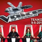 The Voice of Greece ΤΕΛΙΚΟΣ – (9/5/2014)