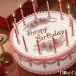 Ευχές Γενεθλίων στα Αγγλικά