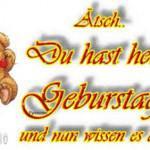 Ευχές Γενεθλίων στα Γερμανικά