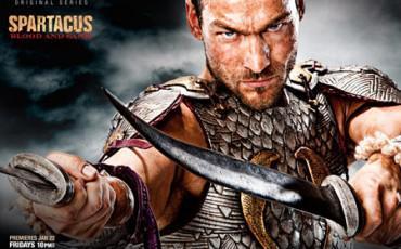 Spartacus [καλύτερες σειρές 2010-2012]