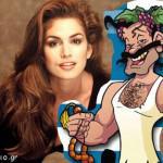 Κορυφαίο Ανέκδοτο: Ο Έλληνας και η  Σίντι Κρόφορντ