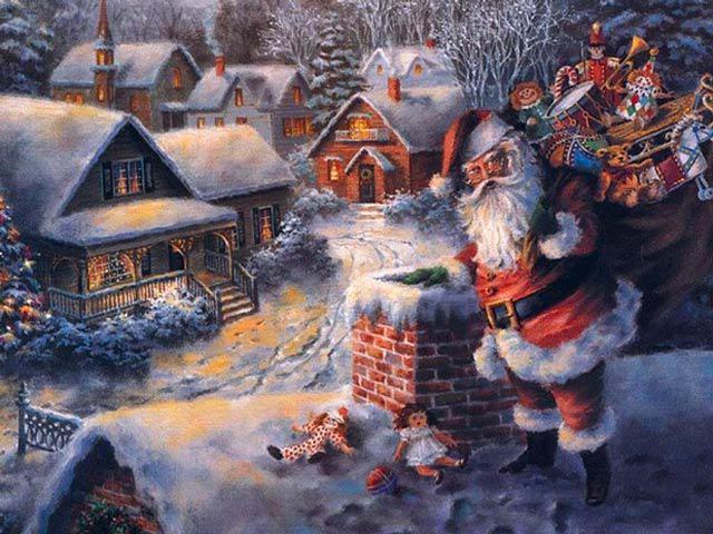 ομορφες Χριστουγεννιατικες εικονες