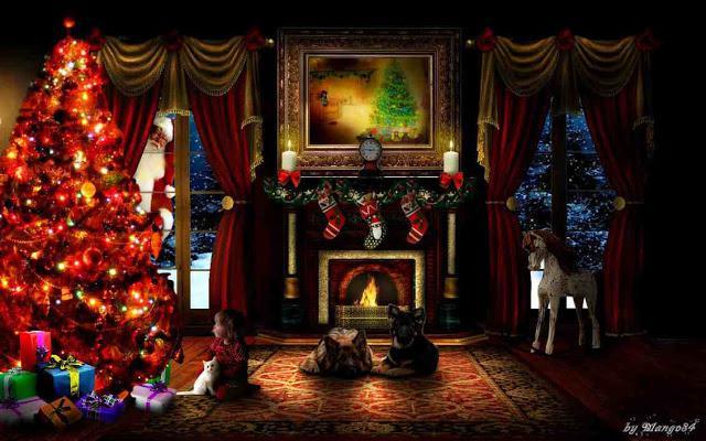 ομορφες εικόνες Χριστουγεννων