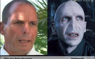 Ο Βαρουφάκης - Voldemort