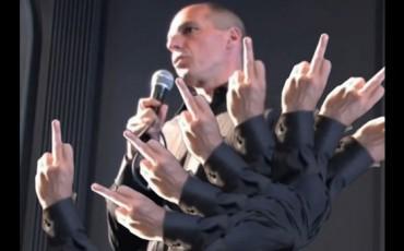 ΦΤΙΑΧΤΟ το βίντεο του Βαρουφάκη με το δάχτυλο