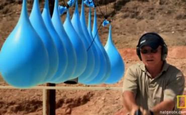 Πόσα μπαλόνια με νερό περνάει το πανίσχυρο Μάγκνουμ