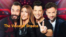 The Voice of Greece 17-11-2016