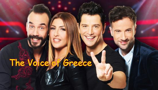 The Voice of Greece 21-12-2016