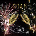 Ευχές Πρωτοχρονιάς 2018