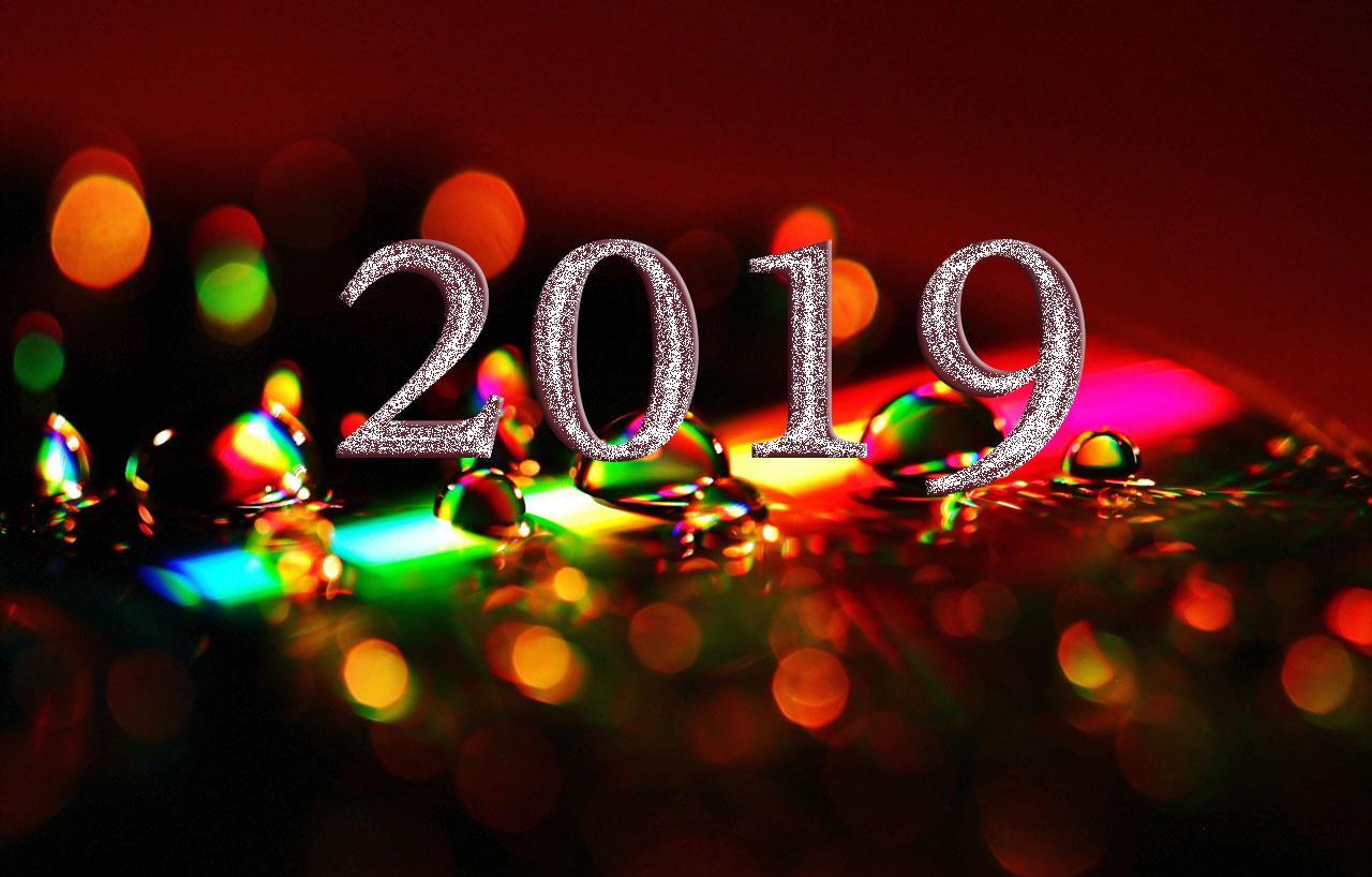 Αποτέλεσμα εικόνας για καλη χρονια καρτες 2019