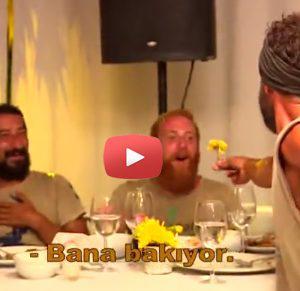 Survivor: «Ειδύλλιο» Χρανιώτη με Τούρκο παίχτη στο γλέντι
