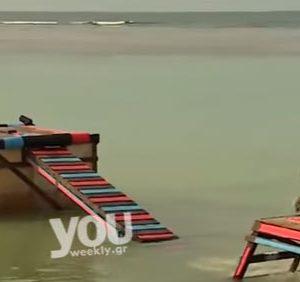 Survivor: Ολόκληρο το σημερινό αγώνισμα! Δείτε το πρώτοι πριν παιχτεί στην τηλεόραση! (Video)