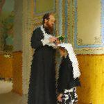 Ανέκδοτο: Είναι ο Παπάς της ενορίας και εξομολογεί έναν σεξομανή…..