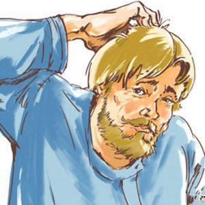 Ανέκδοτο: Ήταν κάποιος που είχε κολλήσει ψείρες και ότι και να είχε κάνει δεν έφευγαν. Τότε του λέει.......