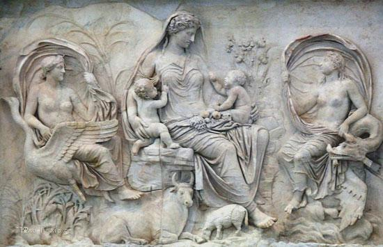 Πως τιμουσαν τη Μητερα στην Αρχαια Ελλαδα