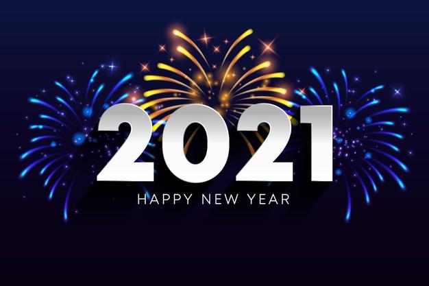 Ευχές Πρωτοχρονιάς 2021 για Καλή Χρονιά & Χρόνια Πολλά!